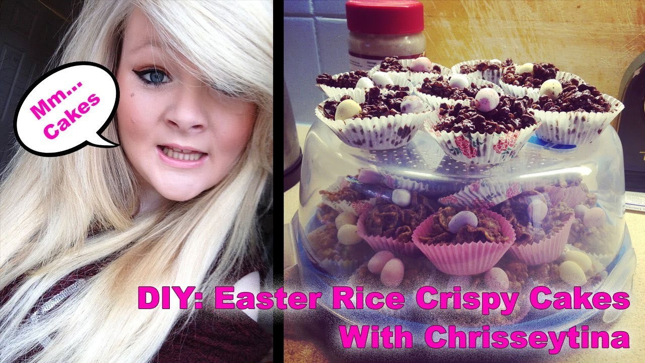 DIY: Easter Rice Crispy Treats | | Chrisseytina