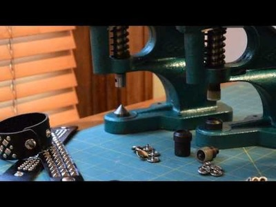 DIY How To Set A Spring Snap, Easy way to set snap fasteners