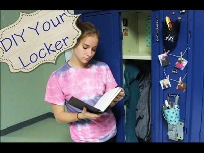 DIY Locker Tips  New Year Series 