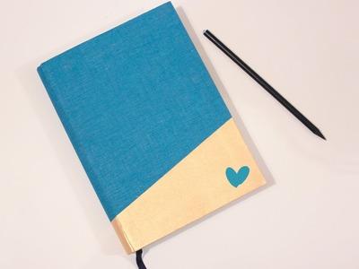 DIY Notebook back to school ♡ ♡