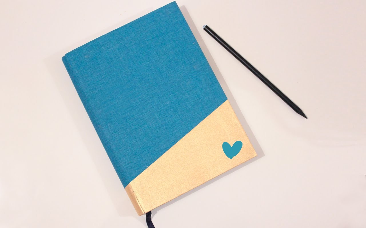 DIY Notebook back to school ♡ ♡
