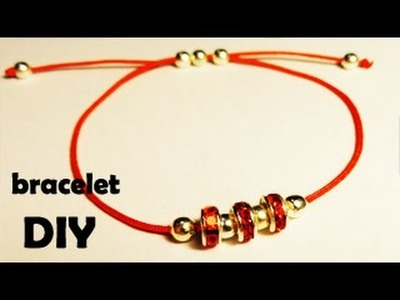 DIY: Simple bracelets, great for everyday wear