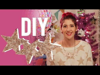 DIY Star Necklace Tutorial