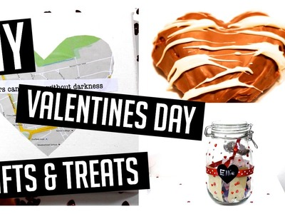 DIY Valentines Day Gifts and Treats | Cheap and Easy | Amy Dennis