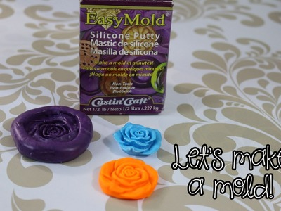 Let's make a mold | How to make your own molds (EASY) DIY MOLD KIT