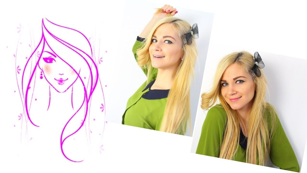 MORENA DIY: HOW TO MAKE A HAIR BOW!