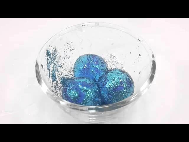Play doh - disney -     How To Make 'Giant Glitter Orbeez' DIY Crystal Magic Growing Water