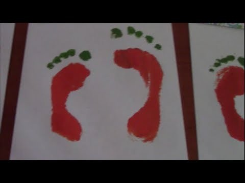 VEDA Day #3 ~ Easter Carrot Print DIY Project