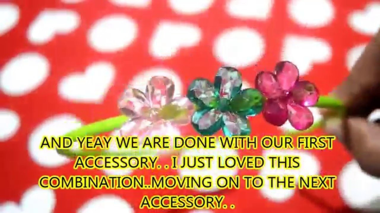 9 diy accessories. . cute one!!!