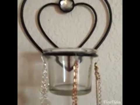 D.I.Y jewelry holder