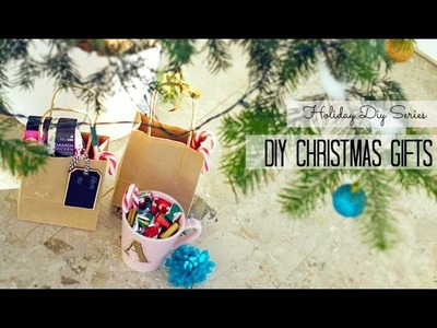 DIY Christmas Gifts | Homemade Christmas Gift Ideas