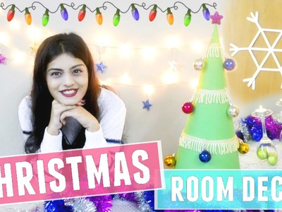 DIY: Easy And Quick Christmas Room Decor You Need To Try!!
