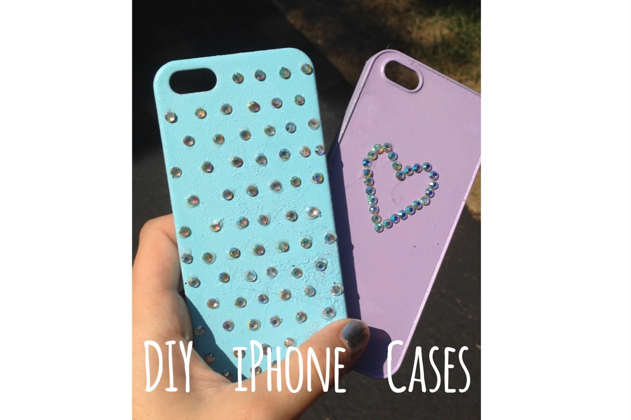 DIY iPhone Cases