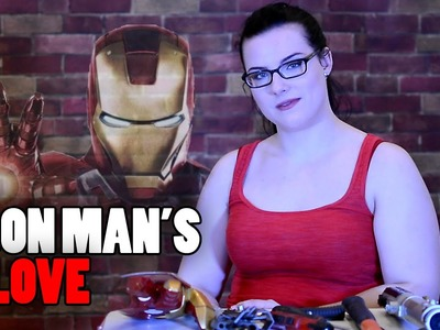 DIY Iron Man Glove with Lasers