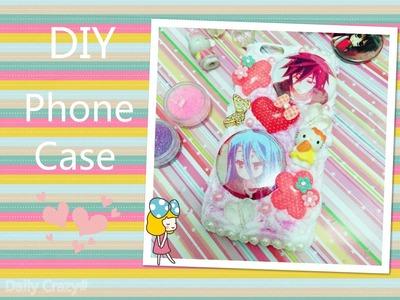 ♥ DIY - Kawaii Decoden Phone Case ♥