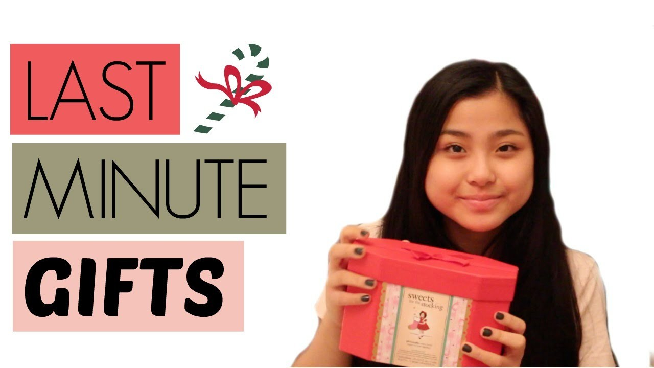 DIY Last Minute Christmas Gifts. The Creative Square