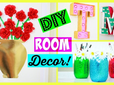 DIY SUMMER ROOM DECOR!!