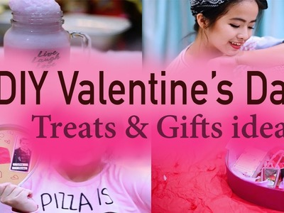 DIY Valentine's Day : Last-Minutes Treats & Gifts Idea | starbiebs02