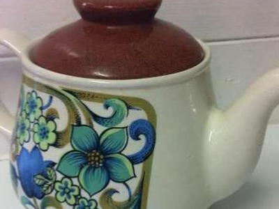 Easily Clean a Stained Teapot - DIY Home - Guidecentral