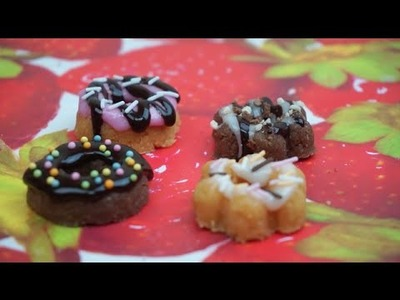 How To: Kracie Happy Kitchen Donuts. Japanese DIY Candy Kit [VLOGMAS in JAPAN DAY 7]
