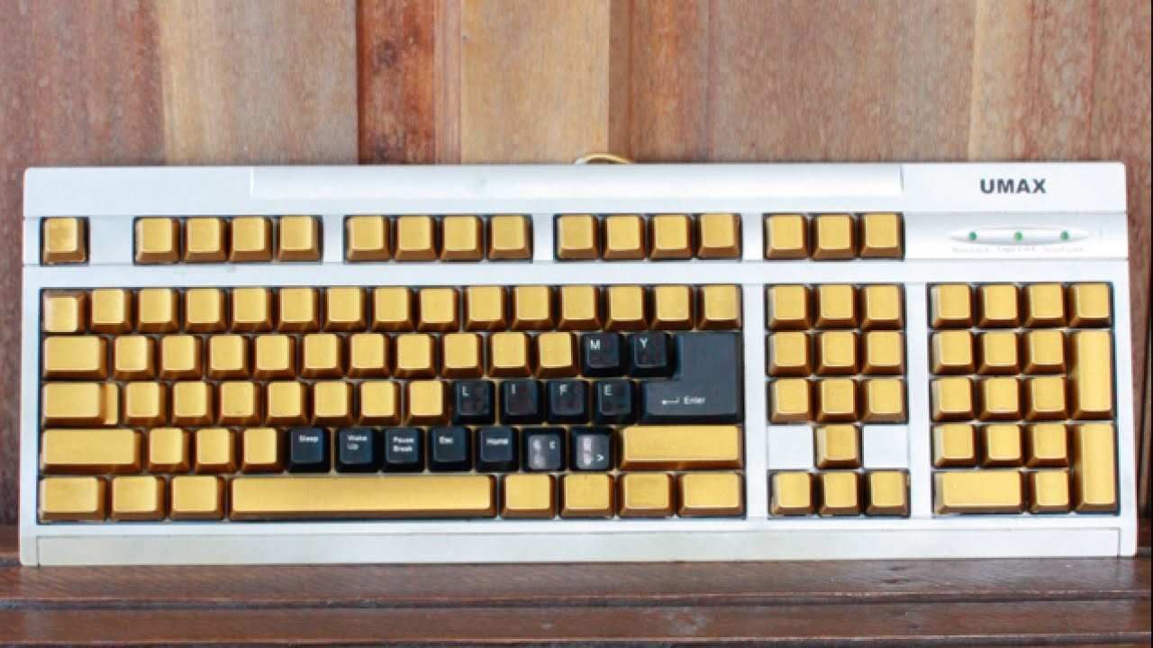 Make Cool Keyboard Wall Art - DIY Home - Guidecentral