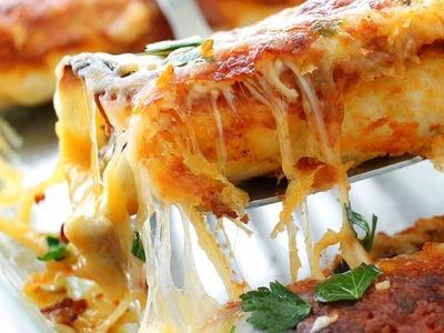 Make Delicious Beef Enchiladas - DIY  - Guidecentral