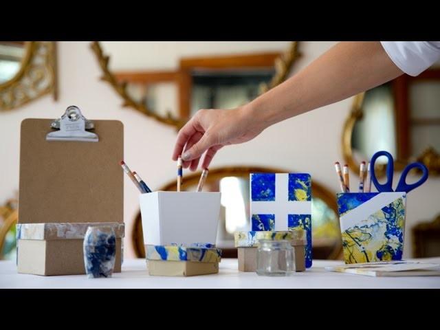 A G&F Extra: Back-to-School DIY with Jourdan Fairchild