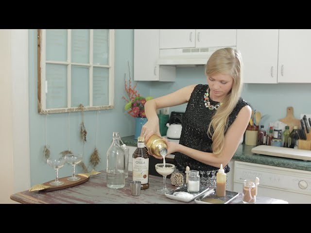 Chila 'Originals: DIY Centerpiece & Salted Caramel Cocktail with Artist Logan Ledford