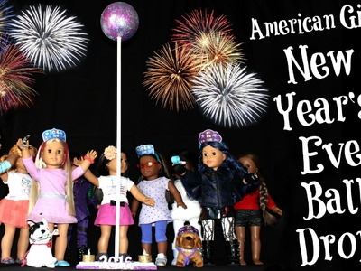 DIY American Girl New Years Eve Party