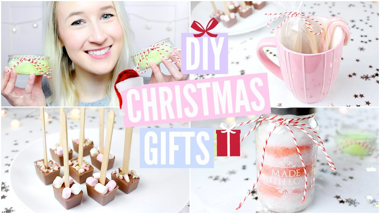 DIY Christmas Gifts | sophielouisebeauty