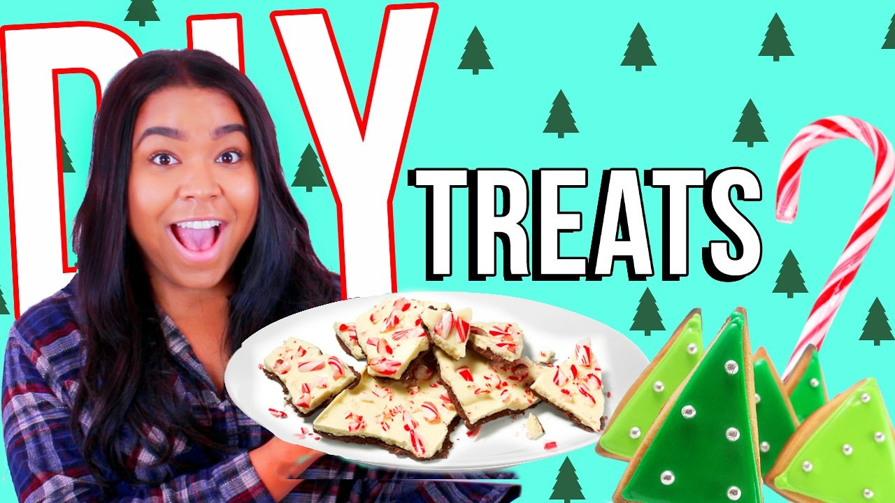 DIY Easy No Bake Holiday Treats & Christmas Snacks! Easy & Affordable Ideas!