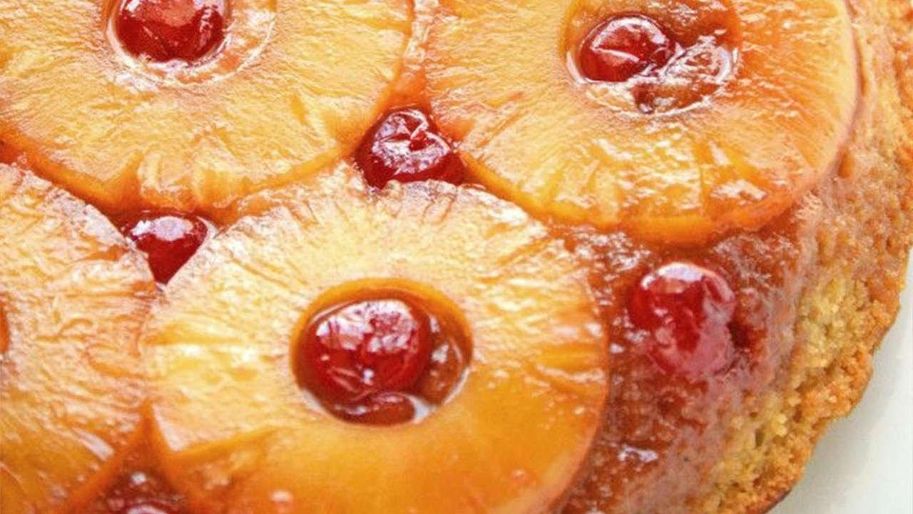 How To Bake Sweet Upside Down Pineapple Cake - DIY Food & Drinks Tutorial - Guidecentral