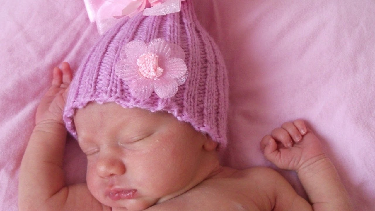 Make an Adorable Newborn Hat - DIY Style - Guidecentral