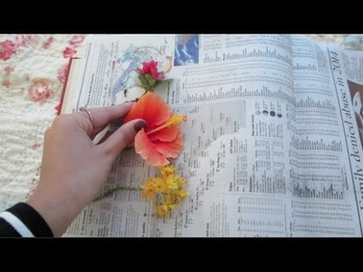 Stress relieving DIY ideas