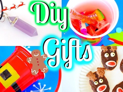 Super Last Minute DIY Christmas GIFTS! | Easy Stocking Fillers In A Flash!