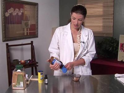 Face Masks & Body Scrubs : How to Make Honey Body Scrub