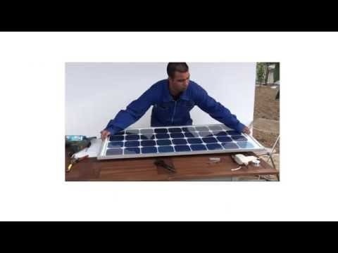 *FREE GIFT* DIY solar panels at home. Recycle battery's to store your free energy.