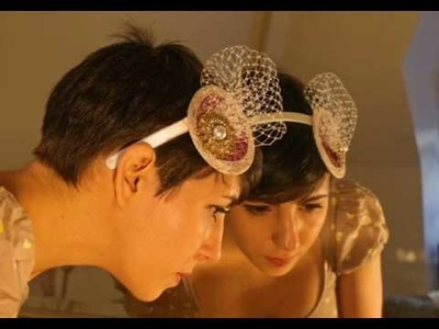 Handmade hats, headpieces and fascinators from Margo's Millinery