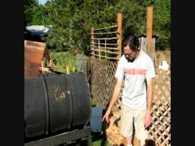 Homemade Compost Tumbler SUPER FAST COMPOST