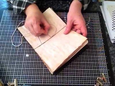 How I make my journals part 2