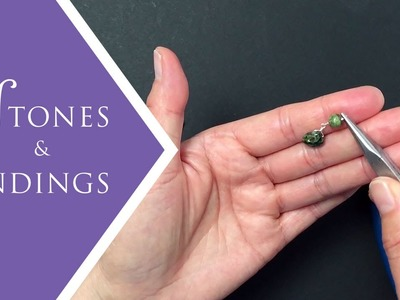 How to Connect Two Wire-Wrapped Stones