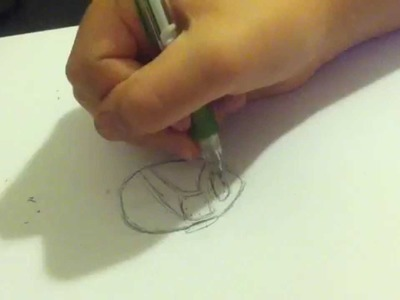 How to draw Kaneki Ken from Tokyo Ghoul