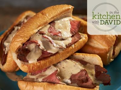 How to Make a Flat Iron Steak Sandwich