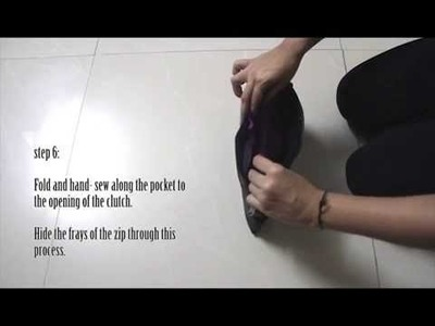 How to re-purpose an old bag