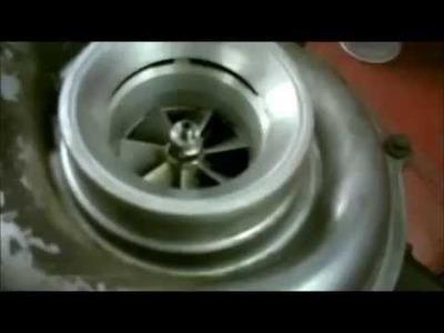 How to rebuild powerstroke diesel turbo on 6.0L