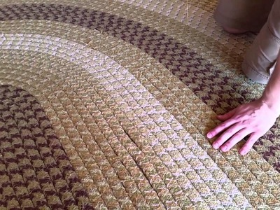 How To Sew A Braided Rug Brighton Cleaning Repair