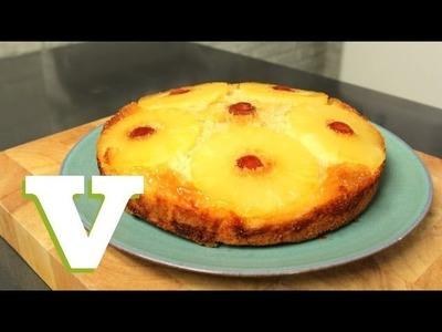 Pineapple Upside Down Cake: Keep Calm And Bake S03E7.8