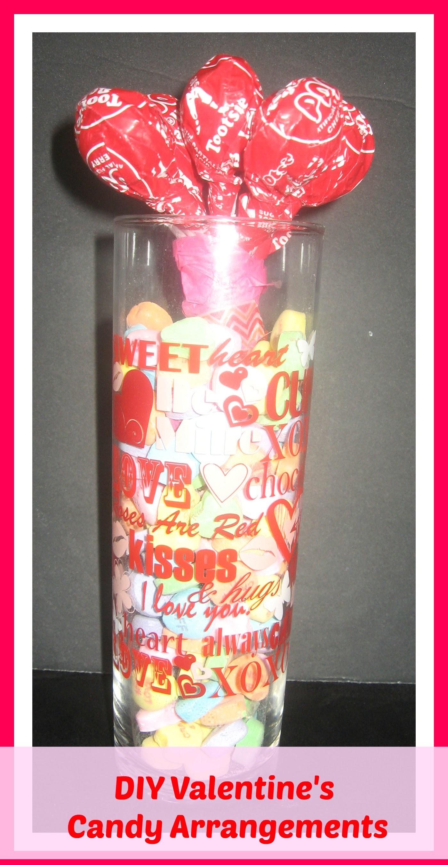 Valentine's Day Treats & DIY Gift Ideas. Handmade gift ideas