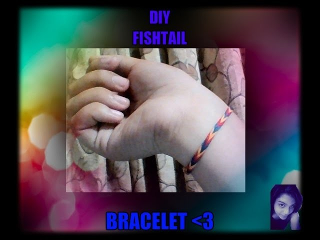 DIY Bracelet : Fish Tail Braid Bracelet | MD