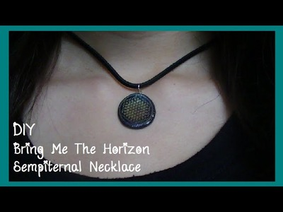 DIY Bring Me The Horizon Sempiternal Necklace